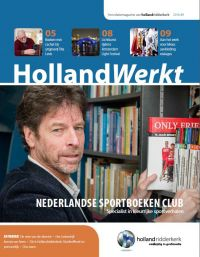 Coverpagina HollandWerkt 9