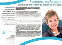 Knipsel Advertentie Suurmond en Partners